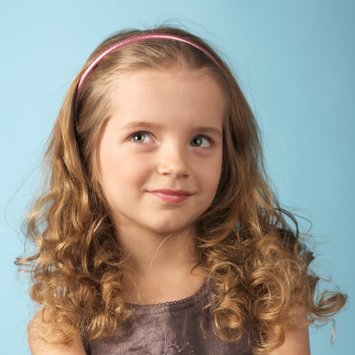 YOUNG GIRL HAIRSTYLE 7