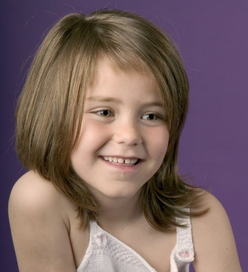 YOUNG GIRL HAIRSTYLE 8