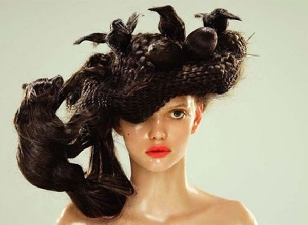 crazy hairstyles photo - 24