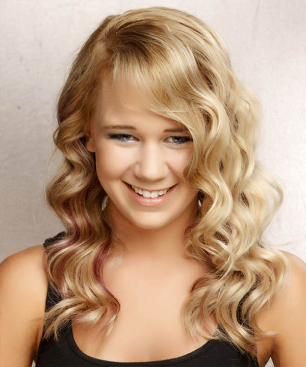 curled hairstyles photo - 22