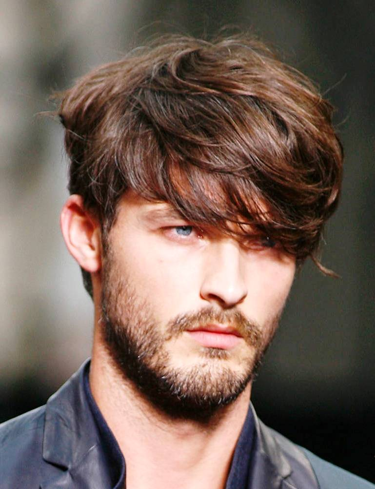 37 Medium Sized Hair Are Popular Among Men Hairstyles