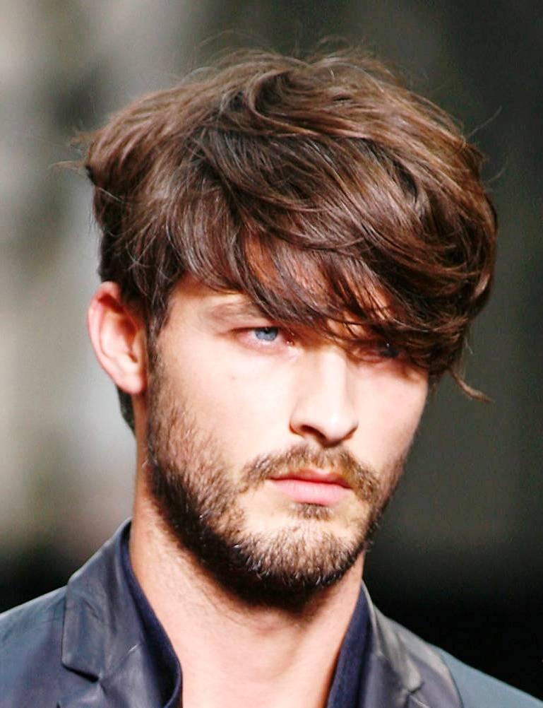37 mediumsized hair are popular among men  hairstyles