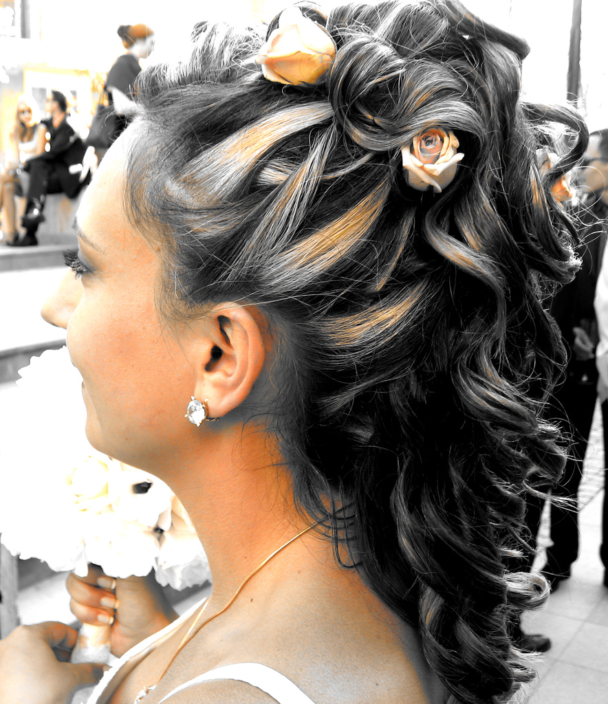 Quinceanera hairstyles Photo - 1