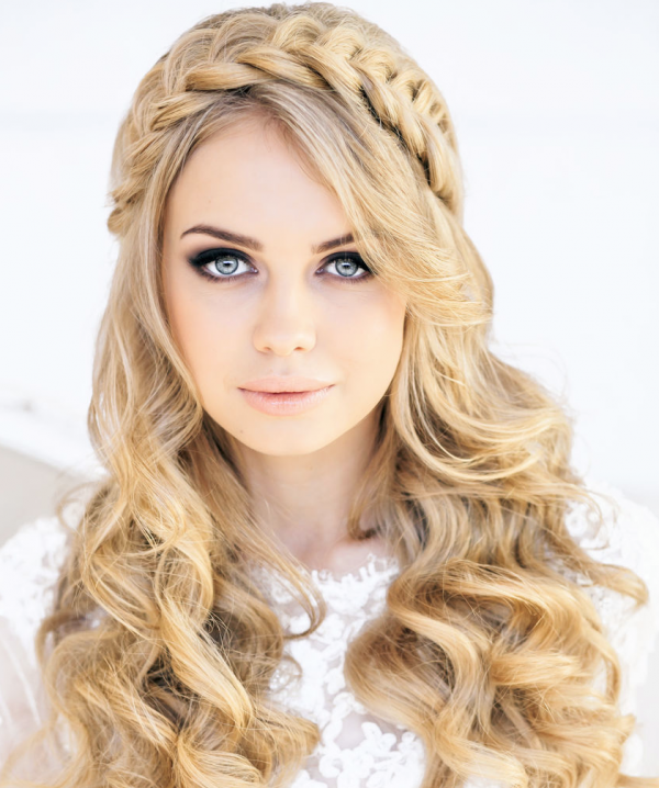 Peachy Sweet 11 Hairstyle Suggestions For The Quinceanera Celebration Short Hairstyles Gunalazisus