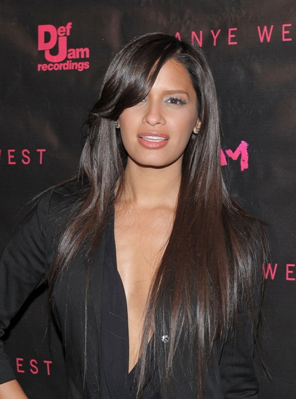 sexy long straight hairstyles 9