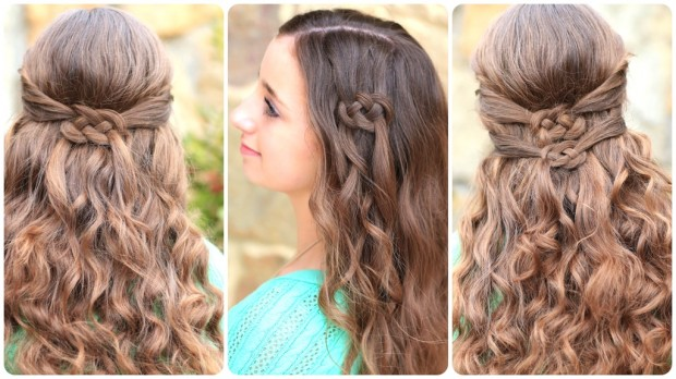 simple hairstyles photo - 21