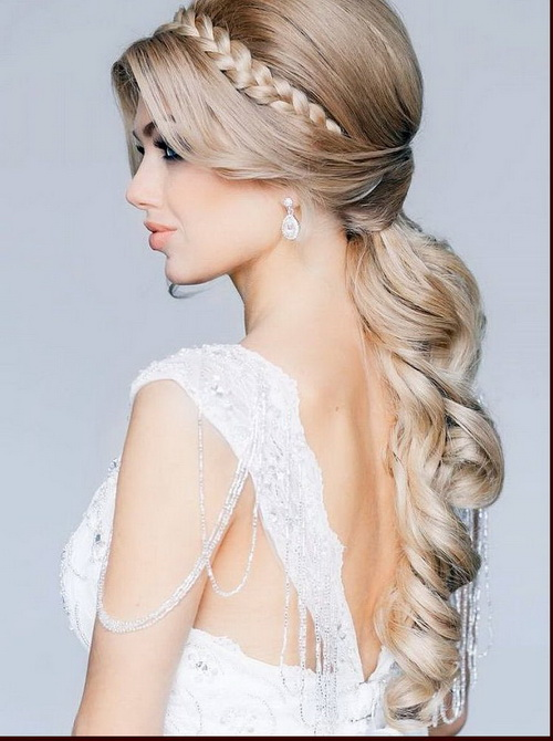 wedding hairstyles for sensational hair 1