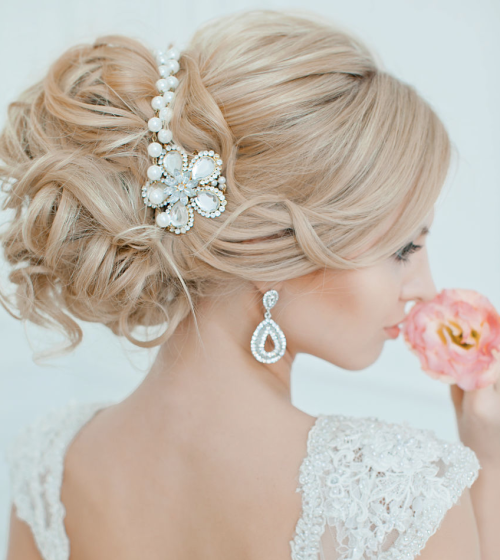 wedding hairstyles for sensational hair 7