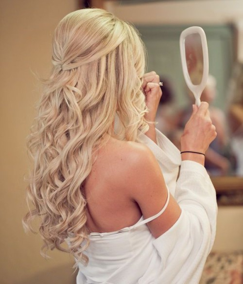 wedding hairstyles for sensational hair 9