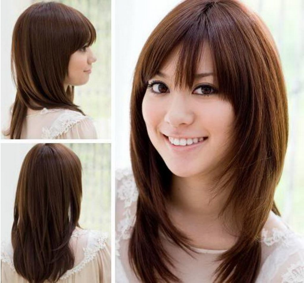 Asian Long Hair Style 49
