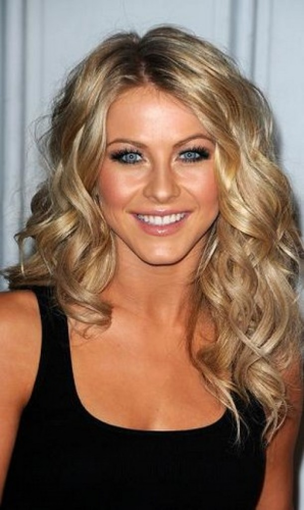 best hairstyles for thin curly hair - 23