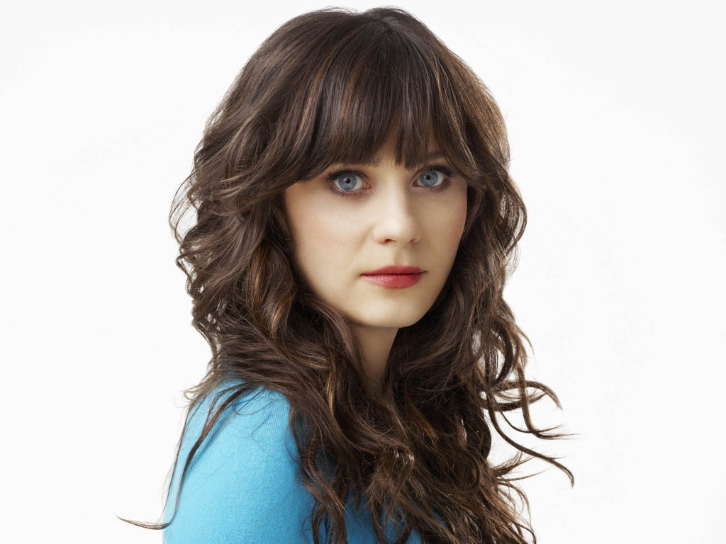 Hairstyles For Long Natural Curly Hair With Bangs
