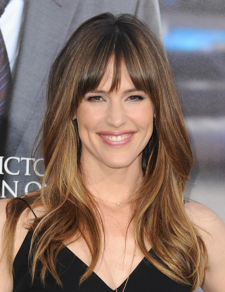 celebrity hairstyles with bangs - 11