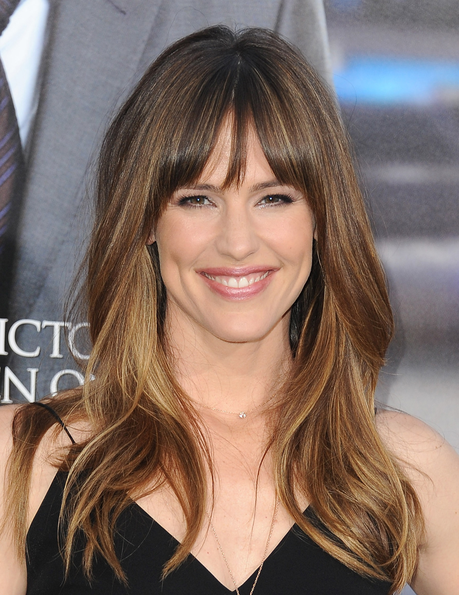 14 chic and trendy celebrity hairstyles with bangs – hairstyles