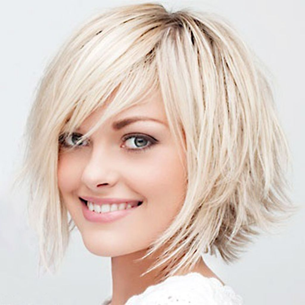 top 10 hottest trending short choppy hairstyles with bangs hairstyles for woman. Black Bedroom Furniture Sets. Home Design Ideas