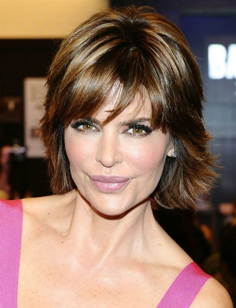 Top 10 hottest trending short choppy hairstyles with bangs ...