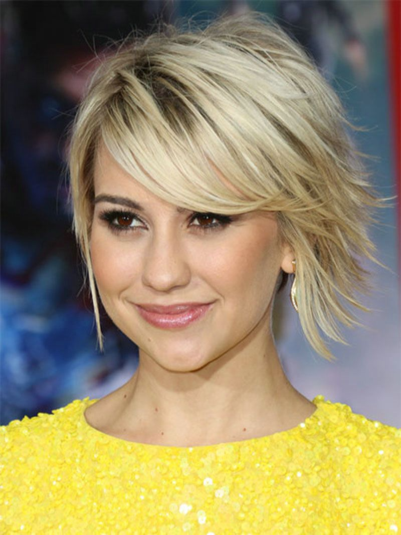 Top 10 Hottest Trending Short Choppy Hairstyles With Bangs