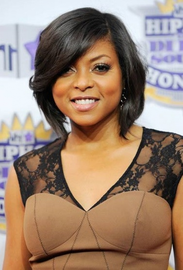 Pleasant 32 Most Cute Short Hairstyles For Black Women Hairstyles For Woman Hairstyle Inspiration Daily Dogsangcom