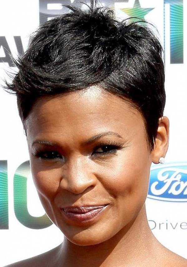 Enjoyable 32 Most Cute Short Hairstyles For Black Women Hairstyles For Woman Short Hairstyles Gunalazisus