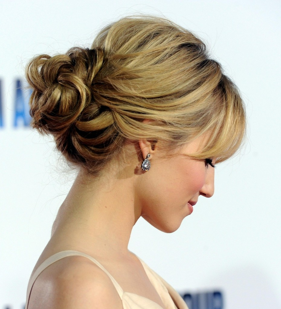 formal hairstyles for thin hair - 11