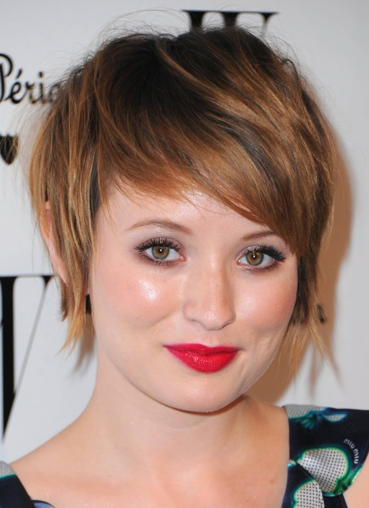 18 Outstanding Hairstyles For Round Long And Fat Faces