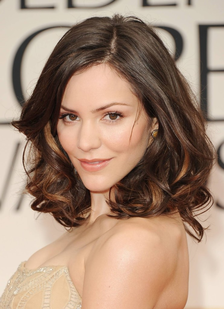 hairstyles for square faces and thin hair photo - 13