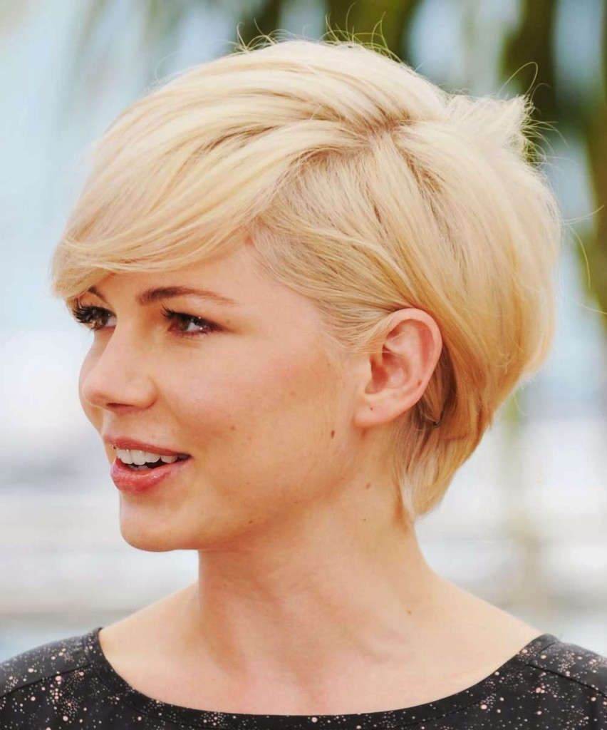 hairstyles for square faces and thin hair photo - 15