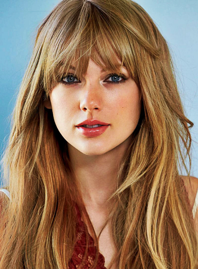 Hairstyles For Long Hair Long Bangs : 11 Long Choppy Hairstyles with Bangs Match with all Facial Shapes ...