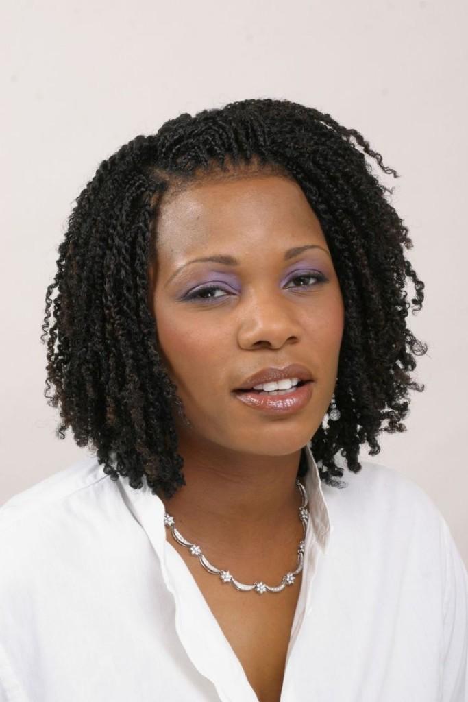 Brilliant 12 Natural Hairstyles For Short Kinky Hair Hairstyles For Woman Short Hairstyles For Black Women Fulllsitofus