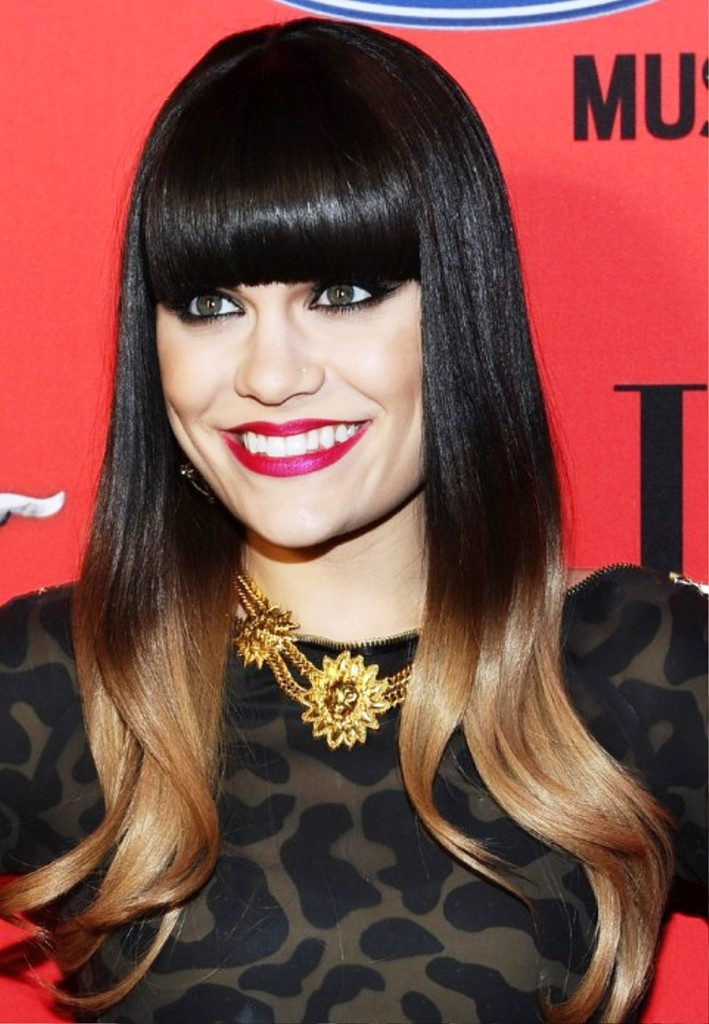 ombre-hairstyles-with-bangs-14