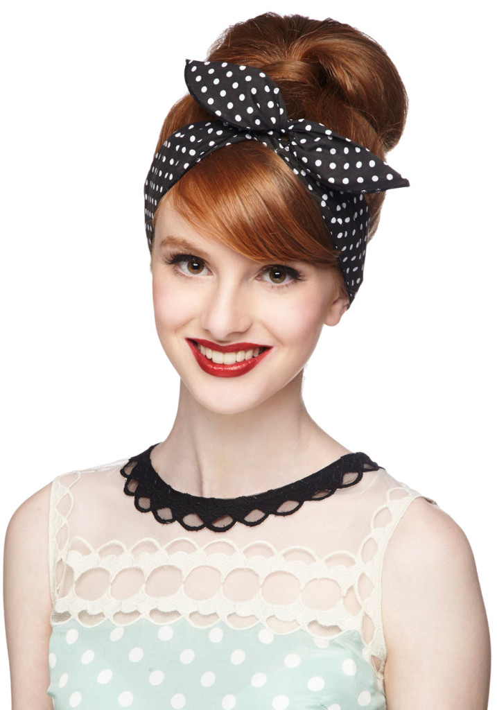 18 best easy to make pin up hairstyles with bangs that