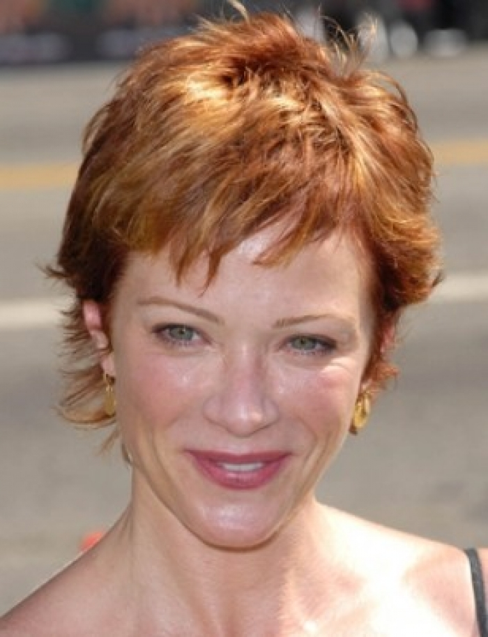 pixie hairstyles for women over 50 photo - 16