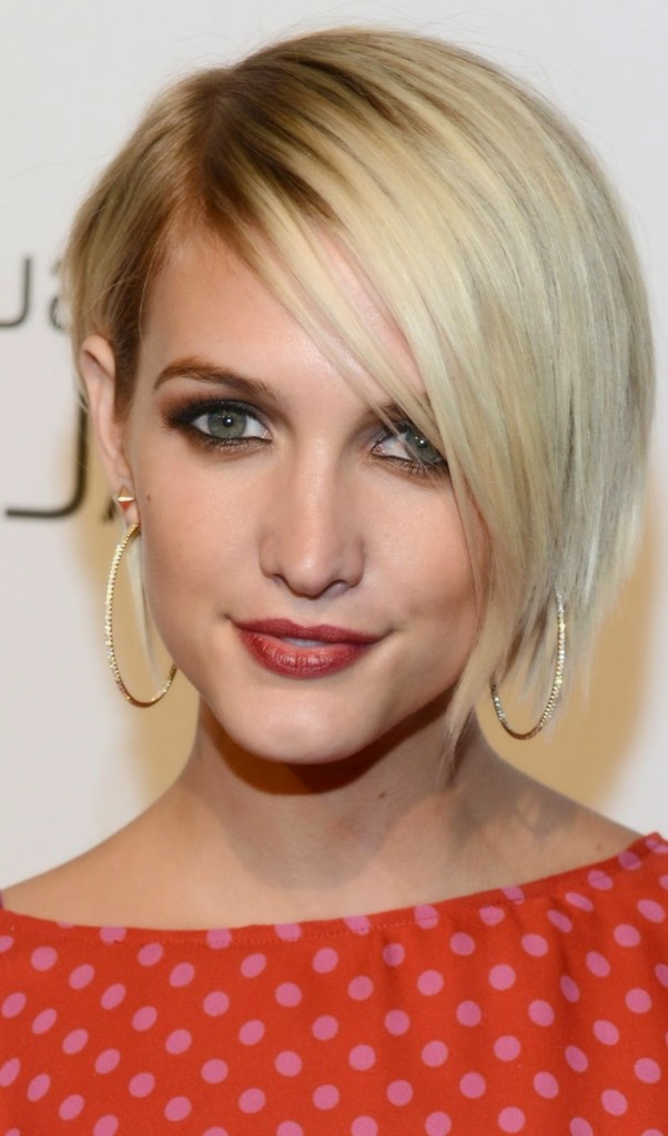 pixie hairstyles with long bangs - 15