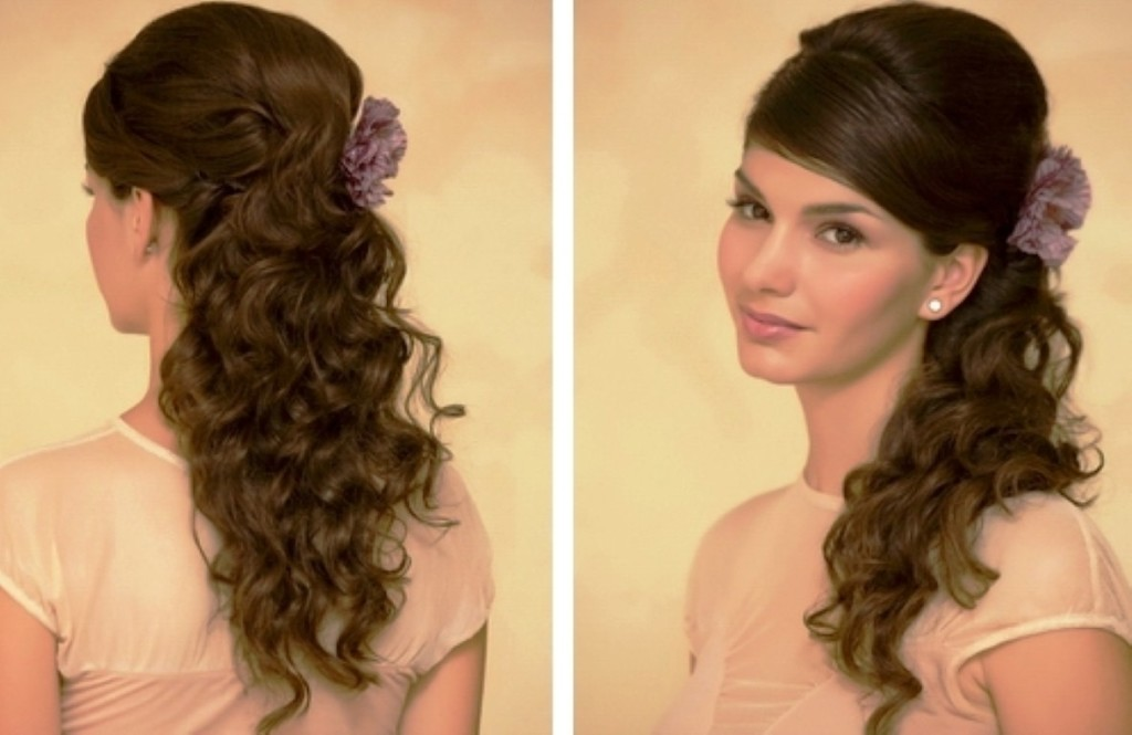 11 Elegant and Effective Prom Hairstyles for Girls with