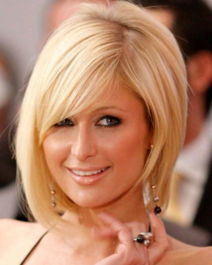 short blonde hairstyles with bangs - 15