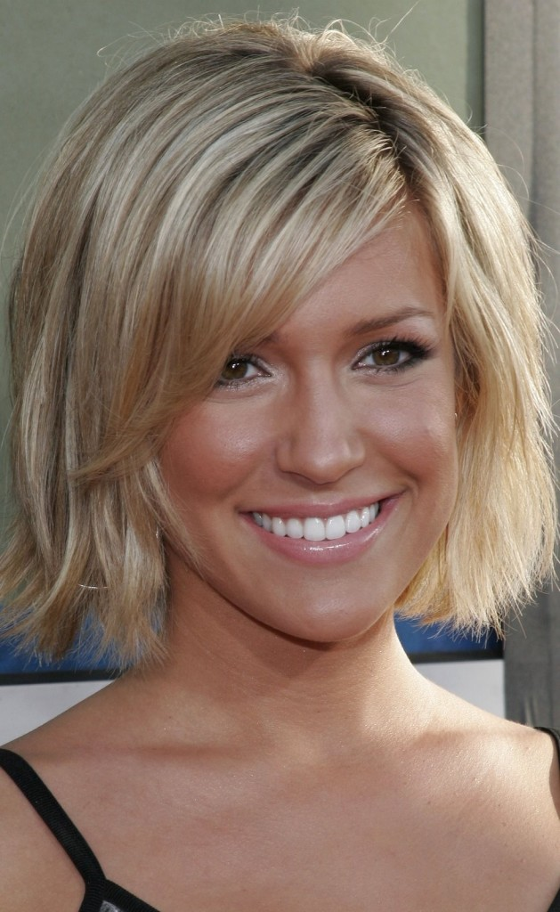 short blonde hairstyles with bangs - 18