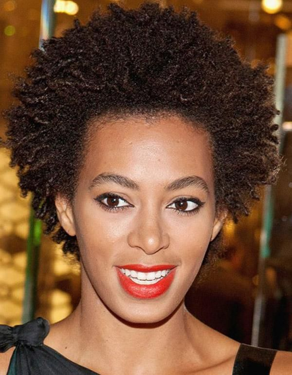 23 Nice Short Curly Hairstyles for Black Women - HairStyles for Women