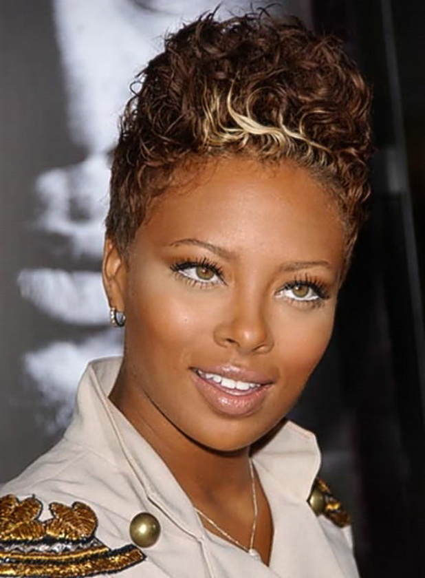 Admirable 13 Most Unusual Short Hairstyles For Black Women 2014 Hairstyles Hairstyle Inspiration Daily Dogsangcom