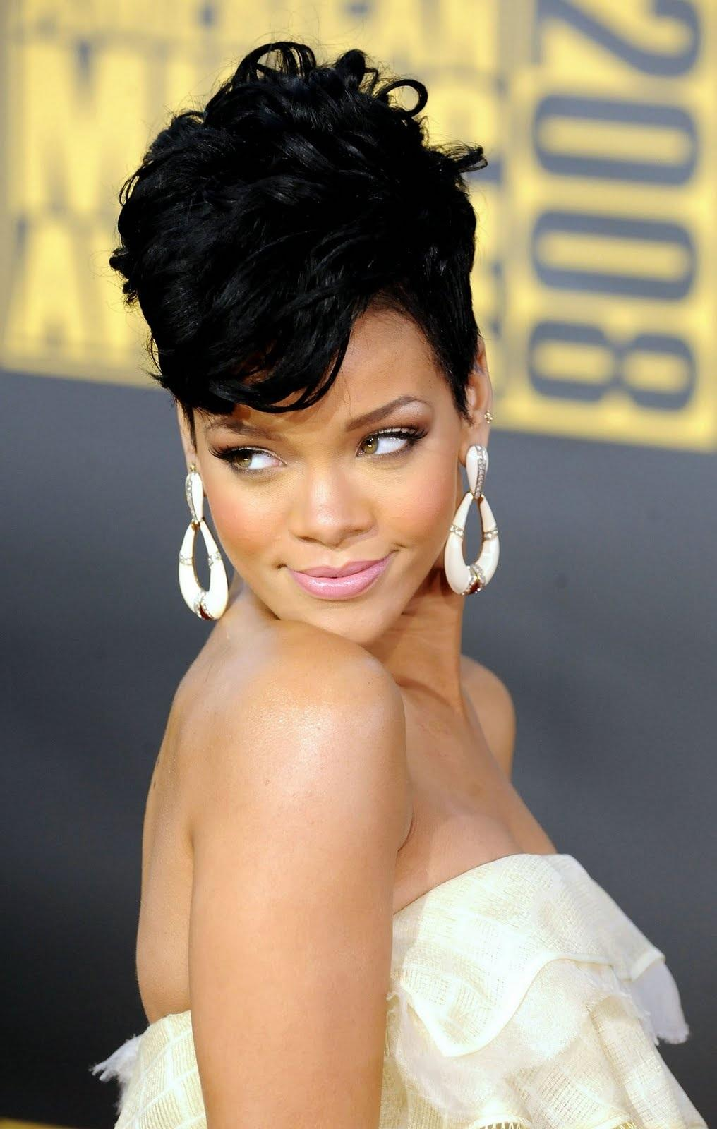 Enjoyable Top 17 Of The Best Short Hairstyles For Black Women 2015 Hairstyles For Men Maxibearus