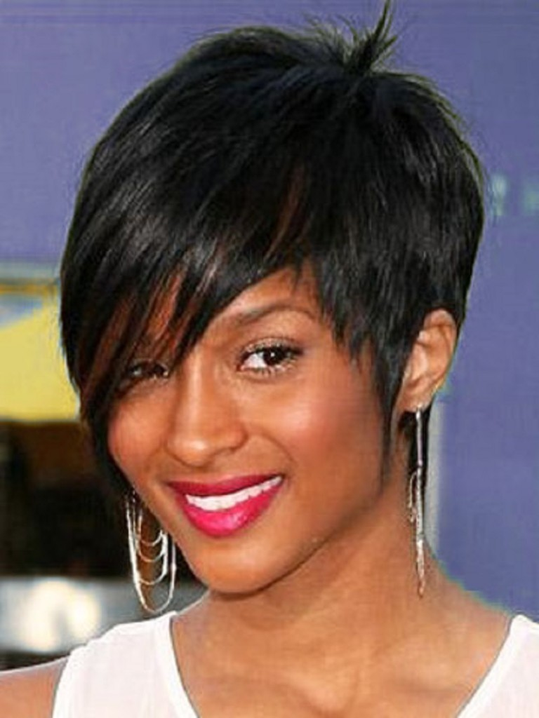Top 17 of the Best Short Hairstyles for Black Women 2017 – HairStyles for Woman