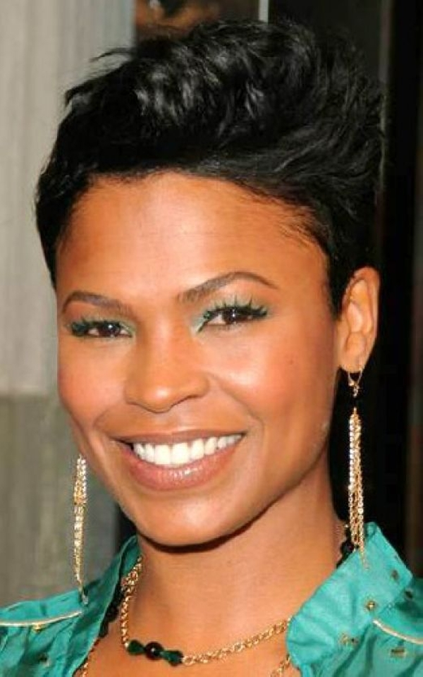 Swell Top 14 Casual Short Hairstyles For Black Women Hairstyles For Woman Hairstyle Inspiration Daily Dogsangcom