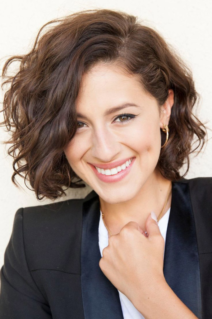 Pleasing 19 Embrace Your Wild Side With Your Short Wavy Hair Hairstyles Short Hairstyles Gunalazisus