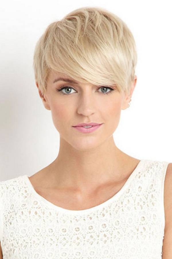 11 Short And Funky Natural Blonde Hairstyles For Women