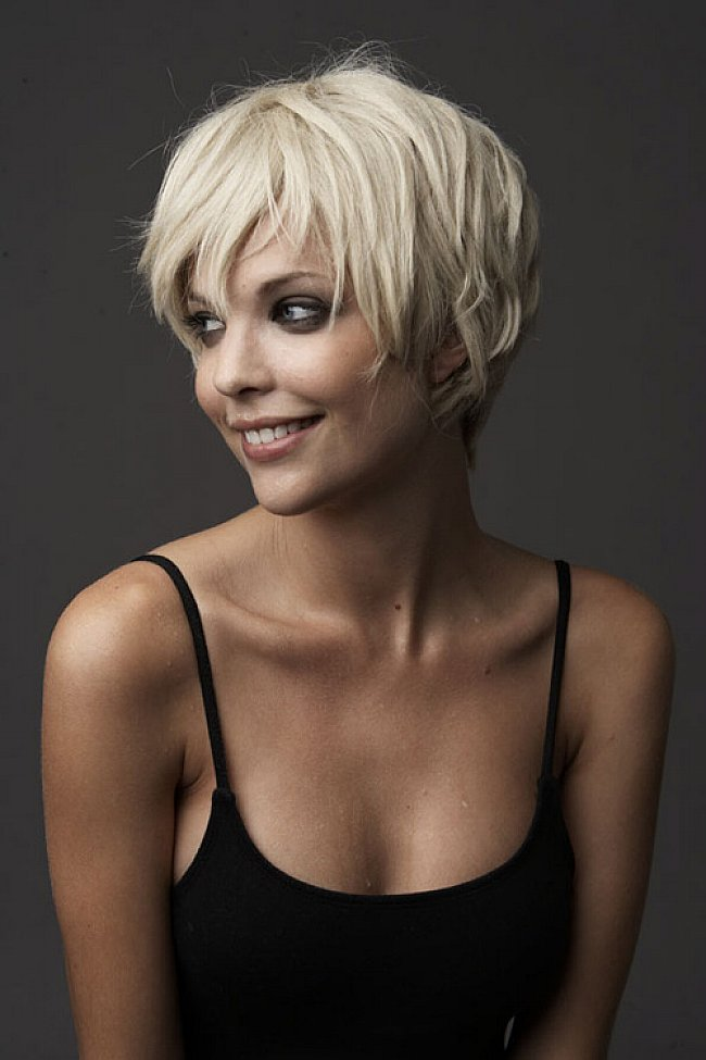 Miraculous 11 Short And Funky Natural Blonde Hairstyles For Women Hairstyles For Men Maxibearus