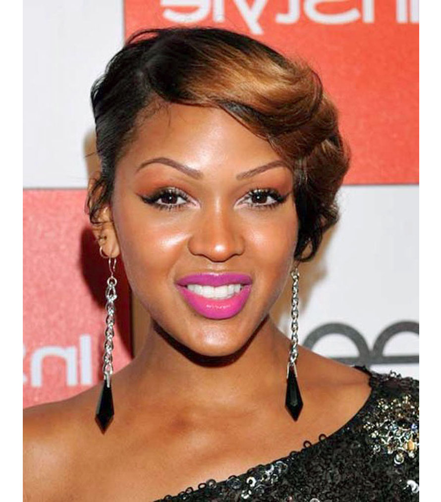 Stupendous 20 Most Fashionable Short Natural Hairstyles For Black Women Hairstyles For Women Draintrainus