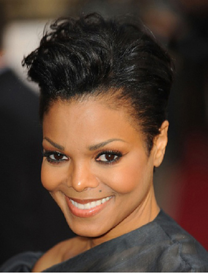 Astonishing 20 Most Fashionable Short Natural Hairstyles For Black Women Hairstyles For Women Draintrainus