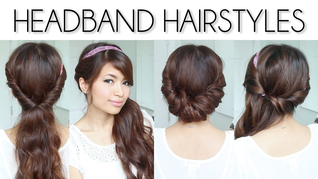 Hairstyles hair productshow to braid a headband