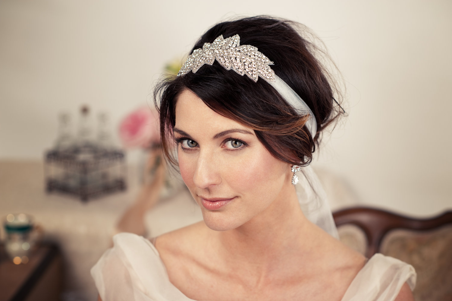 top 21 bridal hairstyles with fringes – hairstyles for woman