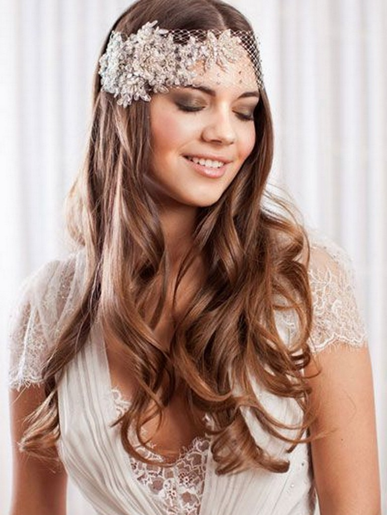 Astonishing Loose Curls Hairstyles For Wedding Best Hair Color Ideas Hairstyle Inspiration Daily Dogsangcom