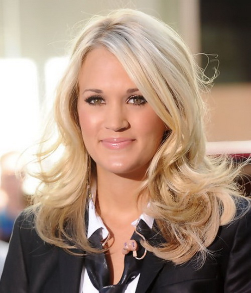 Top 33 Carrie Underwood Haircut Hairstyles For Women